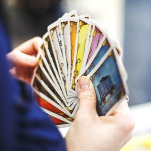 Люди в городе: Посетители фестиваля настольных игр «Игрокон» — Weekend на The Village
