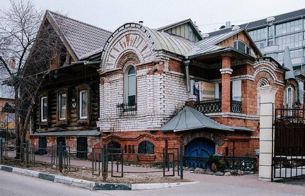 Я живу в мещанском доме XIX века — Где ты живёшь на The Village