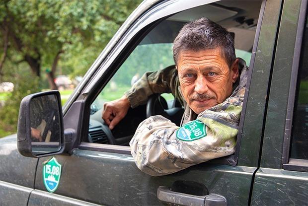 Добровольцы в зоне затопления — Люди в городе на The Village