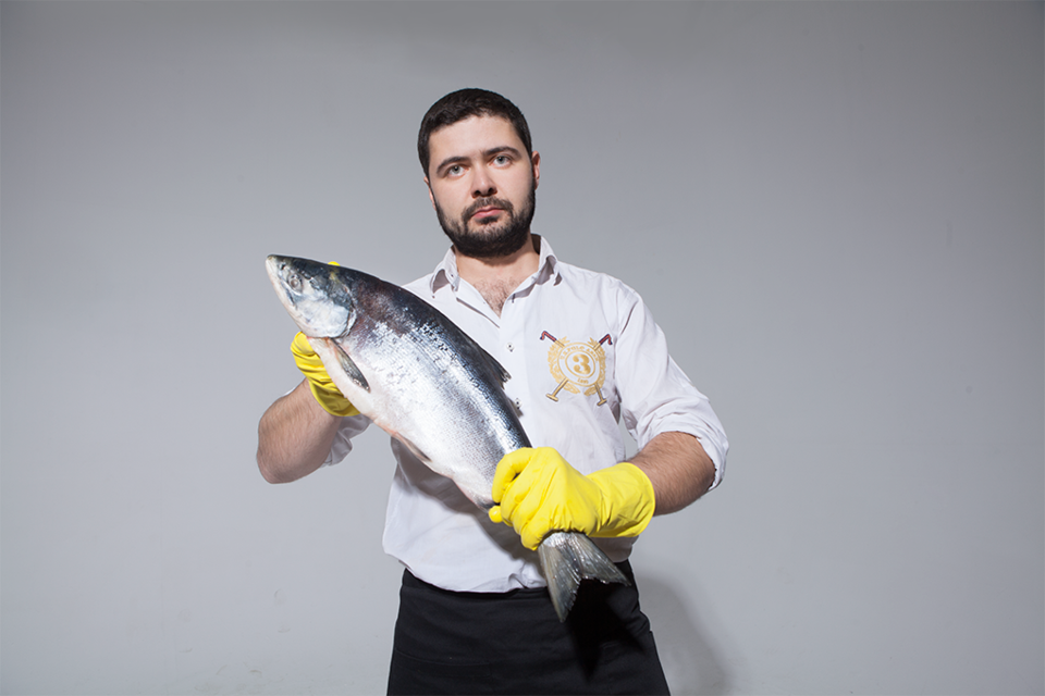 «Свои люди»: Как рыбная лавка преуспела без офлайн-магазина — Свое место на The Village