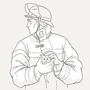 Пожарный — Как всё устроено на The Village