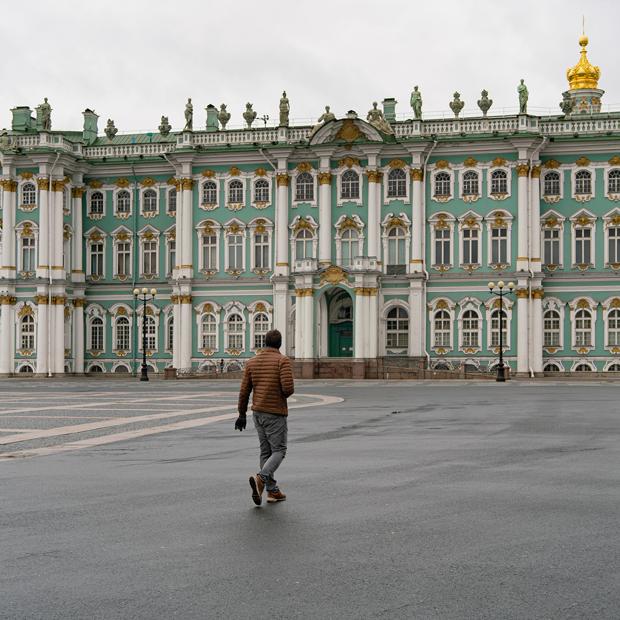 Я провожу велоэкскурсии по «чумному» Петербургу  — Личный опыт на The Village
