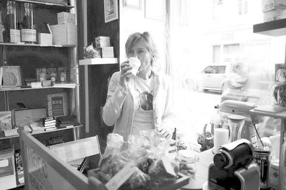 Александра Шафорост, создатель бренда домашнего печенья The Marc — Свое место на The Village