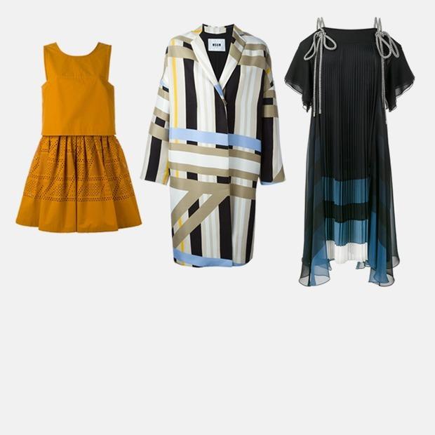 Обновить гардероб, не покидая пляж: 5 последних онлайн-распродаж августа