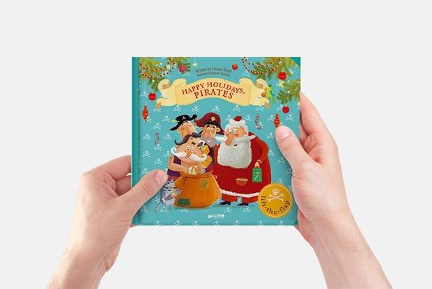 Без мандаринов и ежей: Как российское издательство делает книги для американских детей