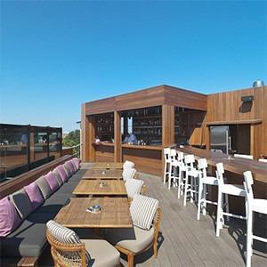 Зов улиц: 7 террас на крыше — Рестораны на The Village