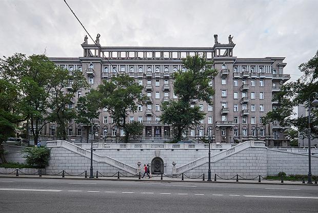 """«Я живу в памятнике архитектуры """"Серая лошадь"""" во Владивостоке» — Где ты живёшь на The Village"""
