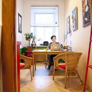 Офис недели (Москва) — Интерьер недели на The Village