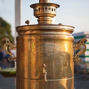 Самовар Виктора Енина из «Чайной высоты» — Оборудование шеф-поваров на The Village