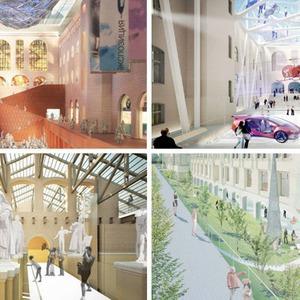 Теория вероятности: 4 проекта реконструкции Политехнического музея — Недвижимость на The Village