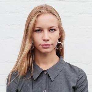 Внешний вид (Москва): Светлана Устинова, актриса