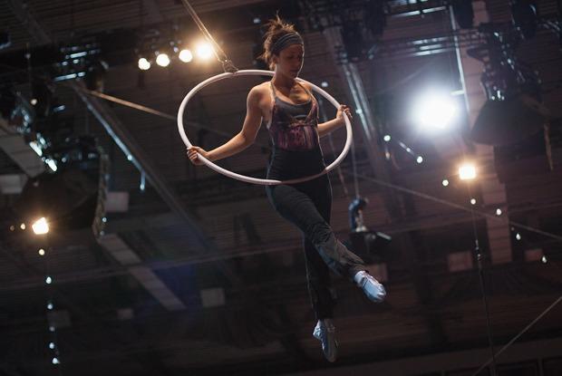 За кулисами Cirque du Soleil — Фоторепортаж на The Village