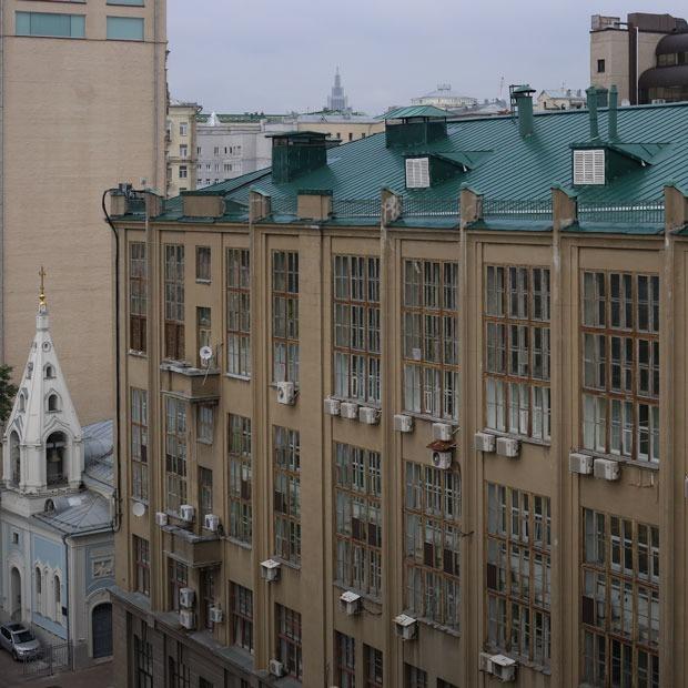 «Я работаю в здании Центрального телеграфа» — Где ты работаешь на The Village