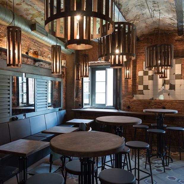 24 новых кафе, бара и ресторана июля (Петербург)