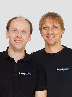 Ищу пару: Как Founder2be зарабатывает на поиске бизнес-партнёров — Эксперимент на The Village