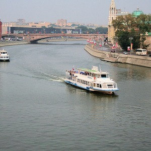 Пассажирская навигация на Москве-реке откроется 15 апреля — Ситуация на The Village