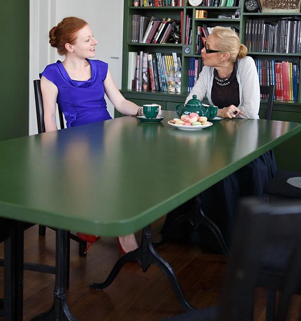 Ольга Свиблова и Юлия Шахновская: Что творится в музеях? — Что творится на The Village