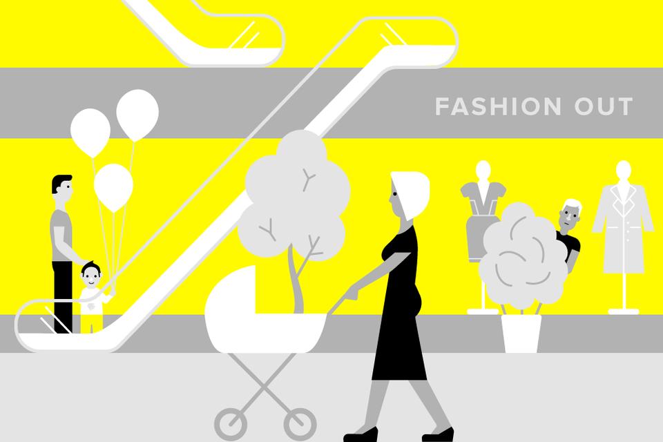 Ловушка для трафика: Как устроен торговый центр — Облако знаний на The Village