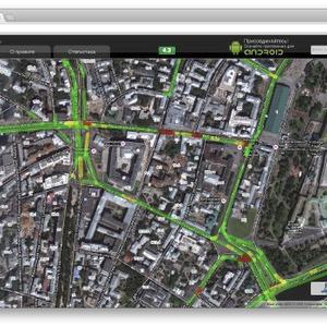 Google начал искать ямы на дорогах