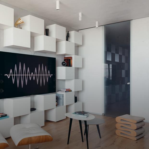 Небольшая квартира с продуманной инженерией — Квартира недели на The Village