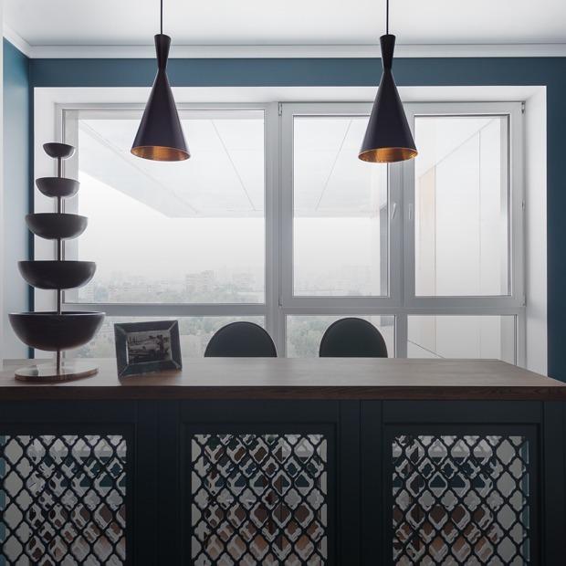 Как выглядит квартира, дизайн-проект которой разрабатывали в онлайн-сервисе — Квартира недели на The Village