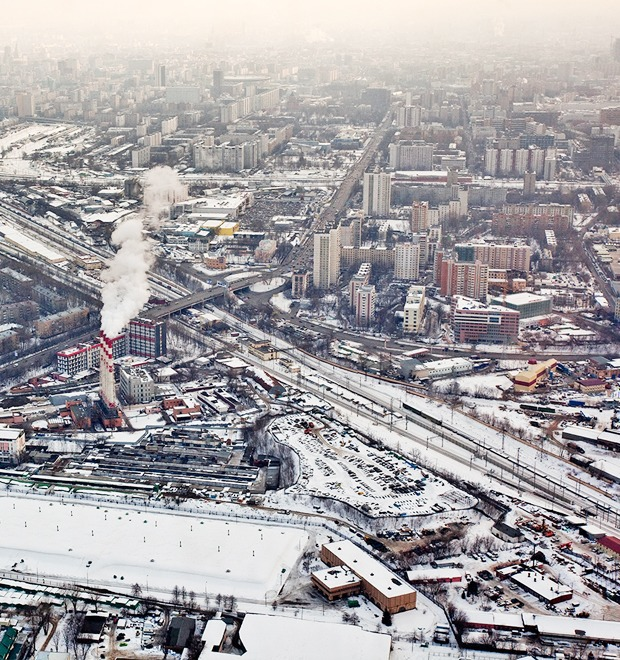 Лучший вид на этот город: 7 смотровых площадок в Москве — Город на The Village