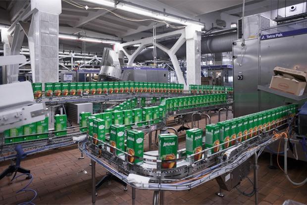 Как делают соки Rich и «Добрый»  — Производственный процесс на The Village