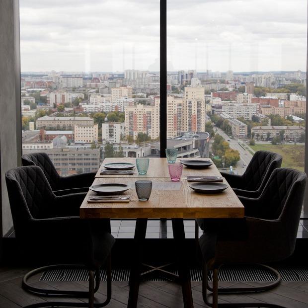 Новое место: Руфтоп Kitchen с комнатой для хамона — Место на The Village