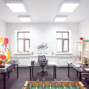 Офис недели (Петербург): Dange Design Studio — Интерьер недели на The Village