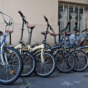 Городские байки: 10 велопрокатов в Москве — Велосипеды на The Village