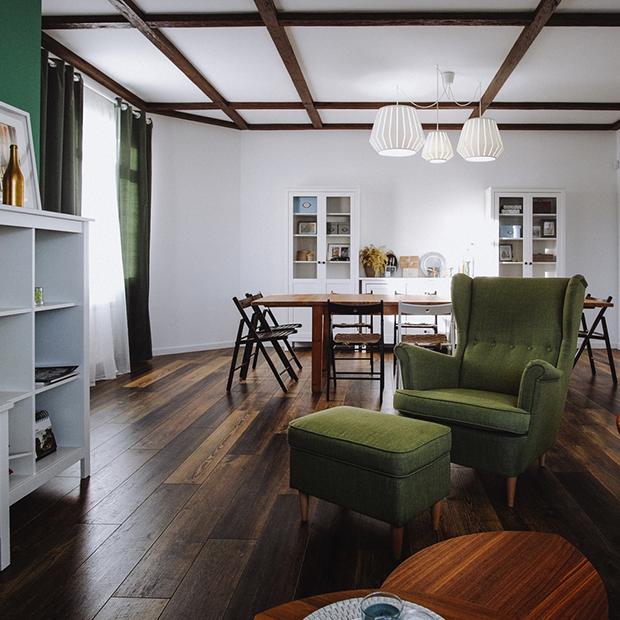 Светлый скандинавский интерьер в частном доме на Бору — Квартира недели на The Village