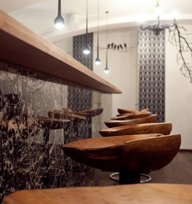Новое место (Петербург): Ресторан-бар «КоКоКо»