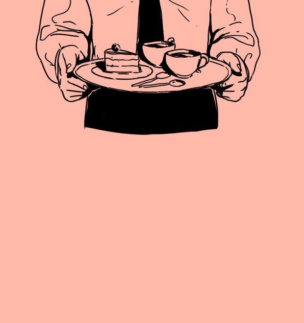 Как всё устроено: Работа официанта