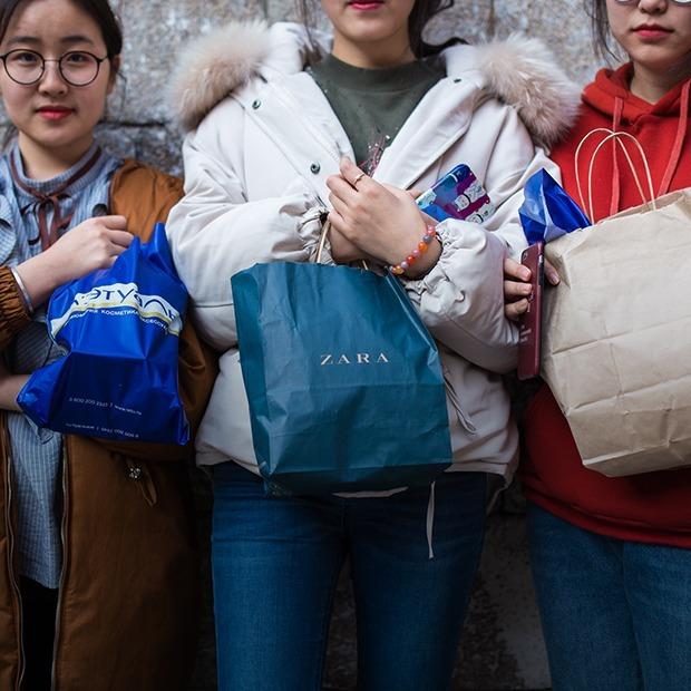 Что покупают китайцы в магазинах Владивостока
