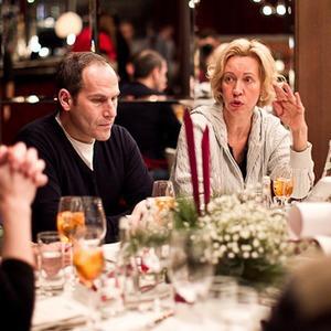 Разговоры на ужине: Гражданские инициативы — Ужины в баре Strelka на The Village
