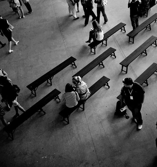 Камера наблюдения: Москва глазами Анастасии Брюхановой — Галереи на The Village