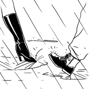 Климат-контроль: Как ухаживать за обувью в разную погоду — Услуги и покупки на The Village