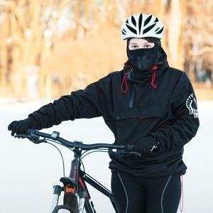 Люди в городе: Кто ездит зимой на велосипеде  — Город на The Village