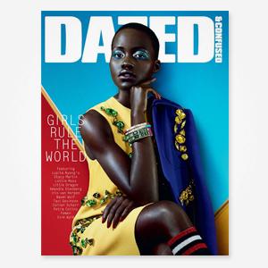 Где покупать журнал Dazed & Confused — Лучше меньше на The Village