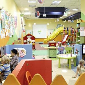 Игровой момент: Детские комнаты в торговых центрах — Сервис на The Village