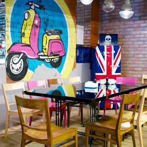 Новое место: Кафе Conversation — Новое место на The Village