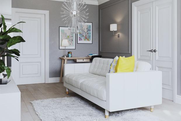 Есть идея: Как работает первый сервис дизайна интерьеров с мебелью IKEA — Дом на The Village