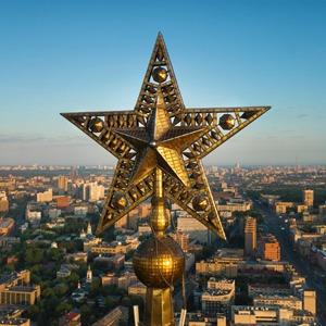 Звёзды сталинских высоток, которые вы никогда не видели — Фоторепортаж на The Village