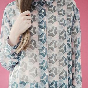 Вещи недели: 12 лёгких блузок
