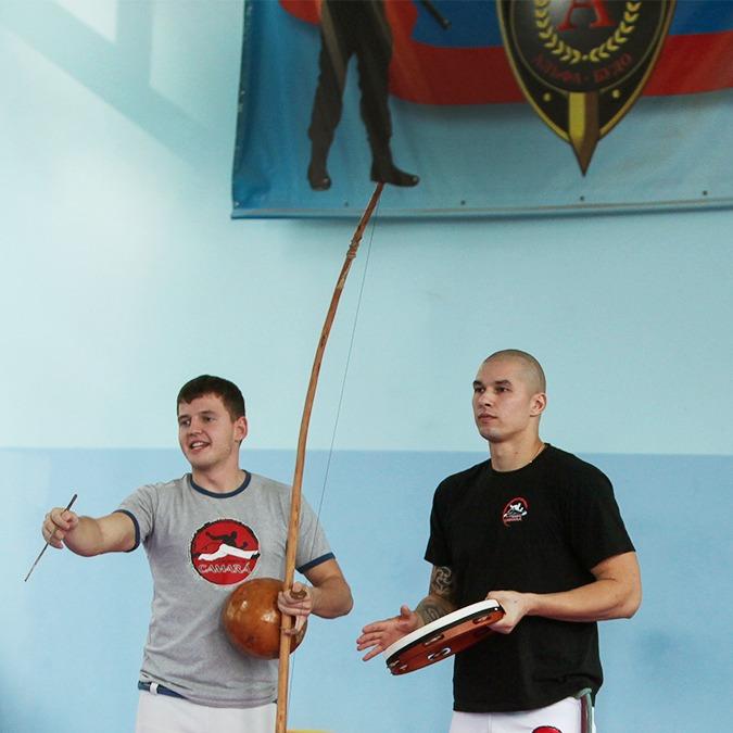Capoeira Camara: Как продать боевое искусство — Свое место на The Village