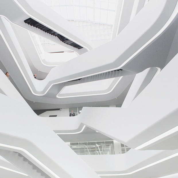 Dominion Tower: Заха Хадид в Москве