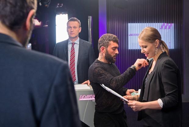 Дебаты Лебедева и Навального: О чем спорили дизайнер с политиком — Ситуация на The Village