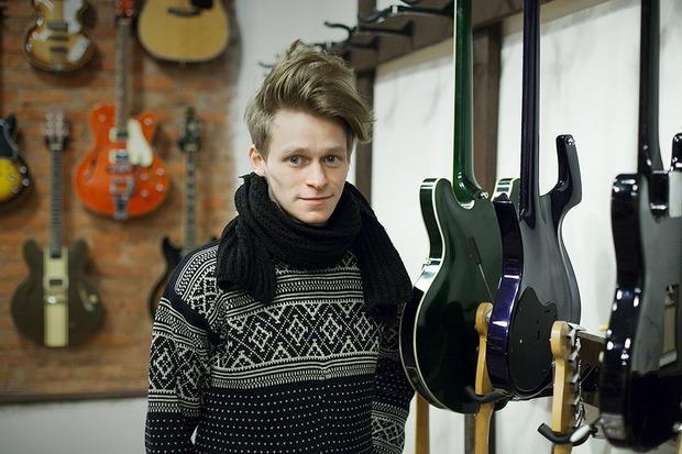 Guitar hero: Как бывший звукорежиссёр зарабатывает на винтажных гитарах