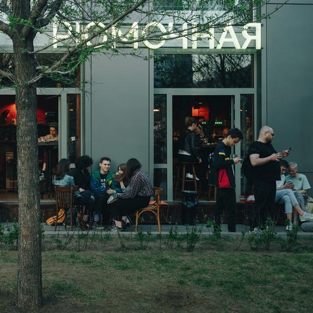 Как устроена «Дежурная рюмочная» на Новом Арбате — Новое в Москве на The Village
