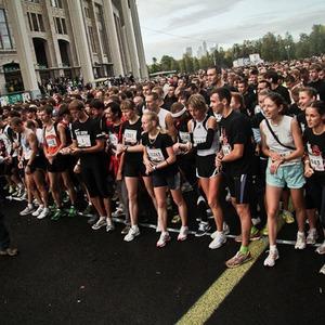 Бег с ними: В Москве прошел марафон Run Moscow — Люди в городе на The Village